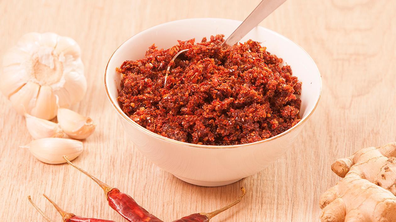 Quick Chili Paste
