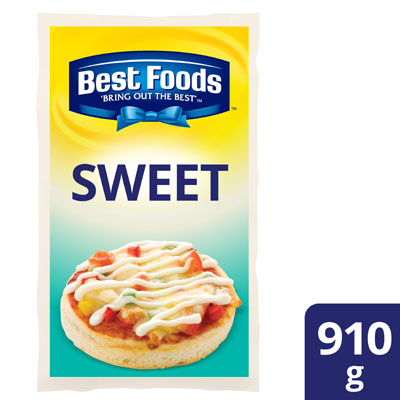 Best Foods Sweet Bakery Mayonnaise 910g - Best Foods Sweet Bakery Mayonnaise retains the shape of my bun even after baking up to 200 C.
