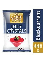 Carte d'Or Blackcurrant Flavoured Jelly Crystals 440g