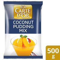 Carte d'Or Coconut Flavoured Pudding Mix 500g