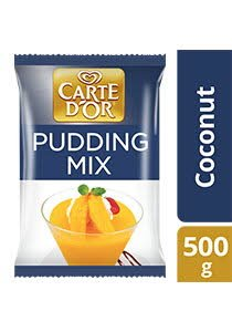 Carte d'Or Coconut Flavoured Pudding Mix 500g -