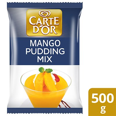 Carte d'Or Mango Flavoured Pudding Mix 500g