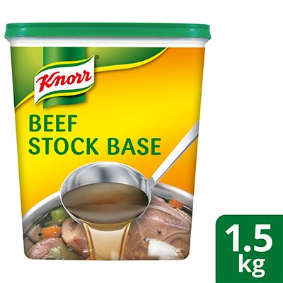 Knorr Beef Stock Paste 1.5kg
