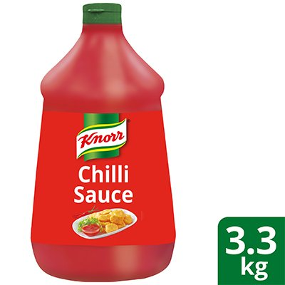 Knorr Chilli Sauce 3.3kg