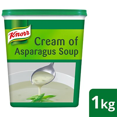 Knorr Cream of Asparagus Soup 1kg -