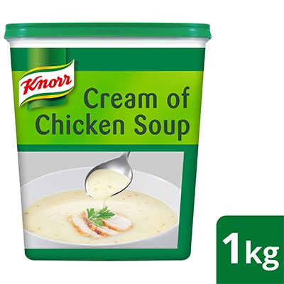 Knorr Cream of Chicken Soup 1kg -