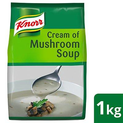 Knorr Cream of Mushroom Soup 1kg