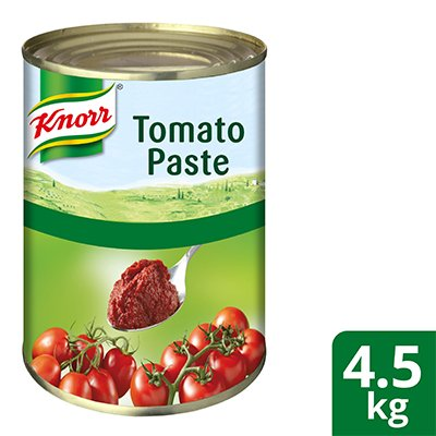 Knorr Tomato Paste 4.5kg -