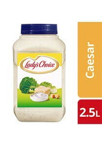 Lady's Choice Caesar Dressing 2.5L -