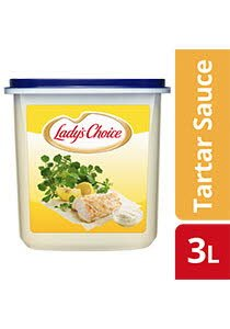 Lady's Choice Tartar Sauce 3L -
