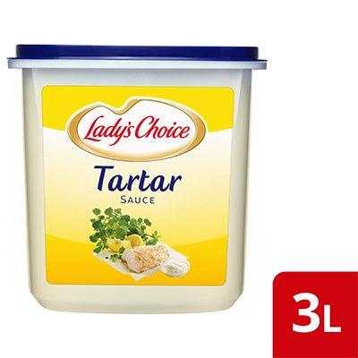 Lady's Choice Tartar Sauce 3L -