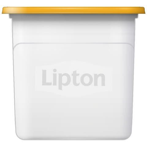Lipton Container with Lid (25 x 10 x 20cm) -