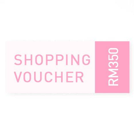 RM350 Cash Voucher -