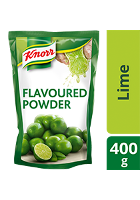Knorr Lime Flavoured Powder 400g