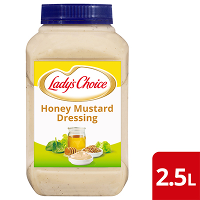 Lady's Choice Honey Mustard Dressing 2.5L