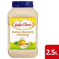 Lady's Choice Honey Mustard Dressing 2.5L