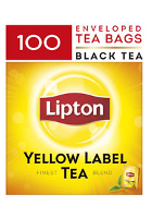 Lipton A100 Yellow Label Teabag Sachets 2g
