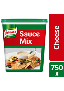 Knorr Cheese Sauce Mix 750g - Knorr Cheese Sauce Mix helps you deliver a consistently great tasting menu because it helps you deliver consistent pasta sauces.