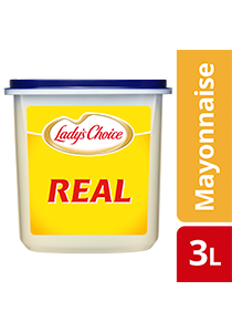 Lady's Choice Real Mayonnaise 3L