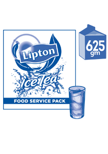 Lipton Ice Lemon Tea Powder 625g - The real taste of Ice Lemon Tea, convenient to serve, at an affordable price