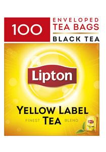 Lipton Yellow Label Tea Bags 2g