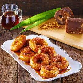 Palm Sugar Coated Potato