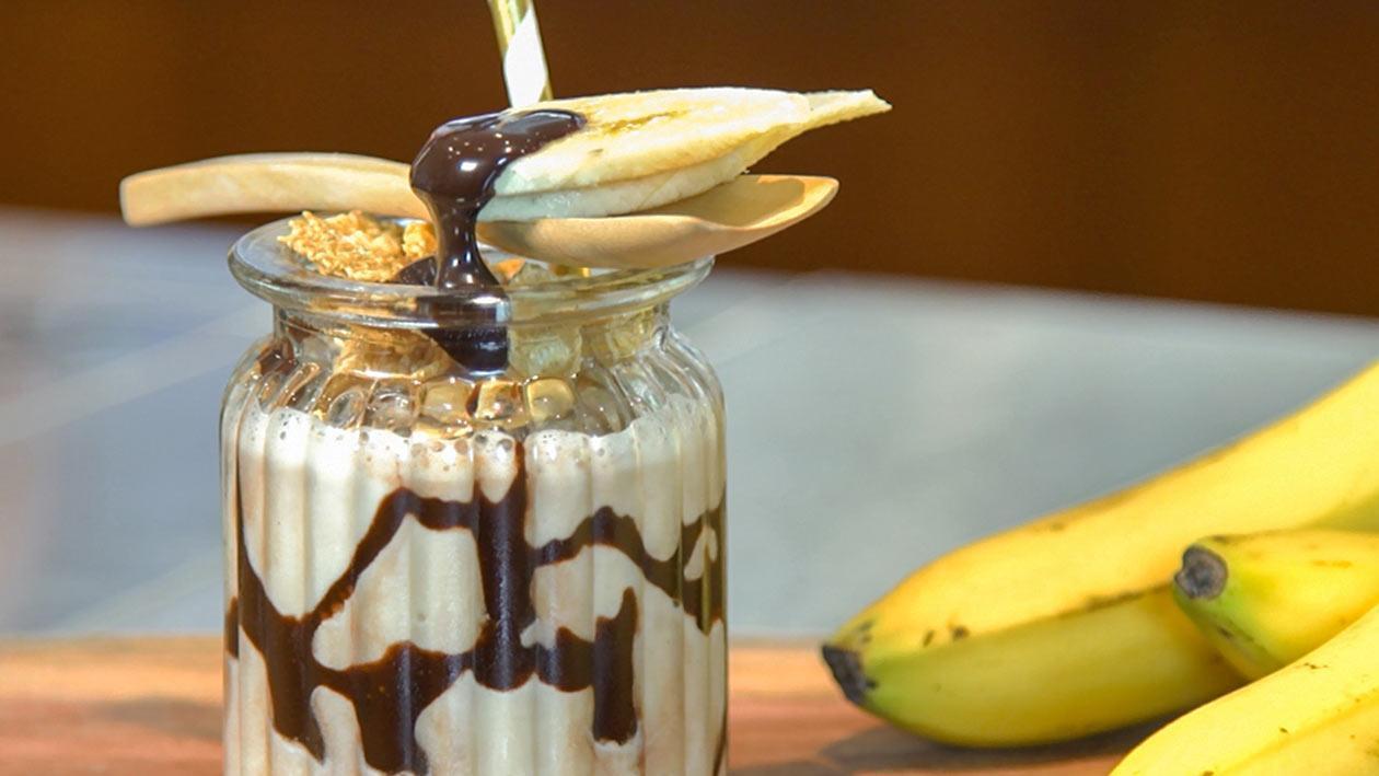 Banana Tea Shake