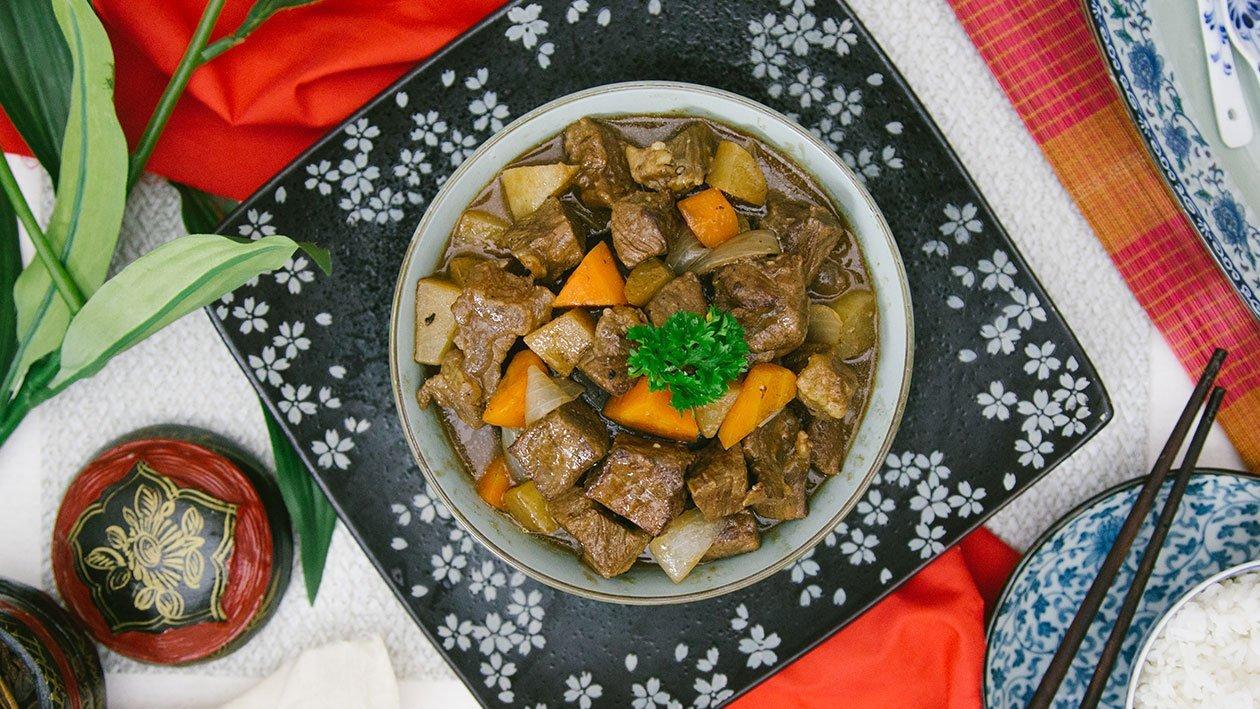 Braised Beef Stew