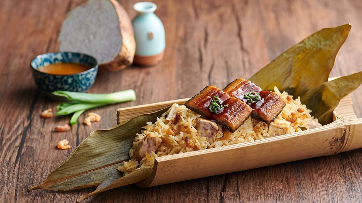 Lotus Bamboo Rice