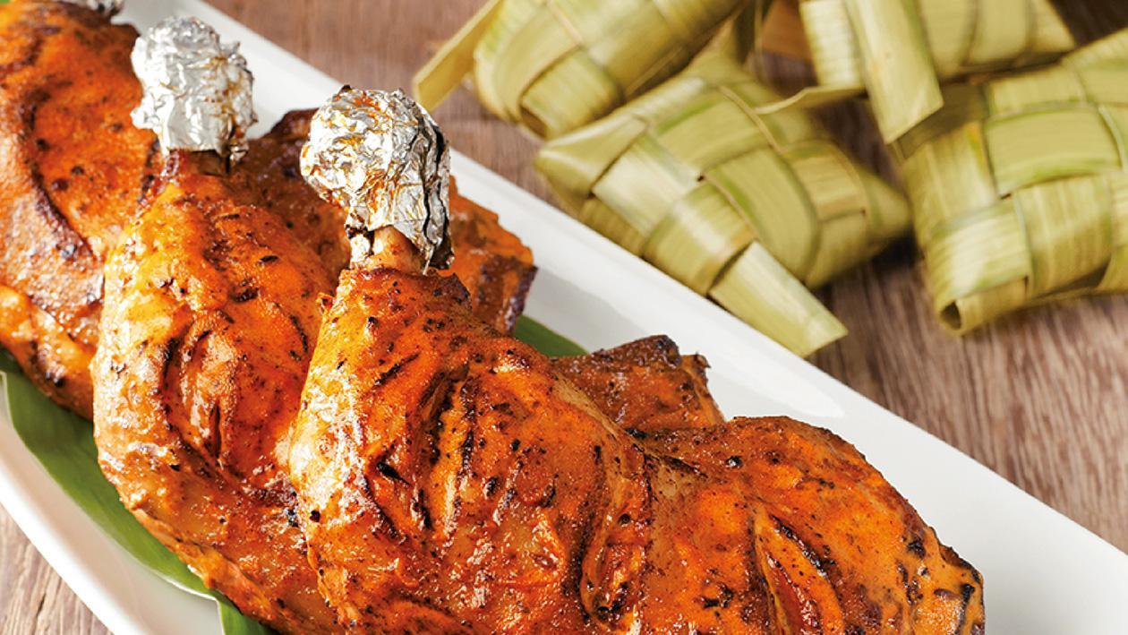 Roasted Chicken, Percik Sauce
