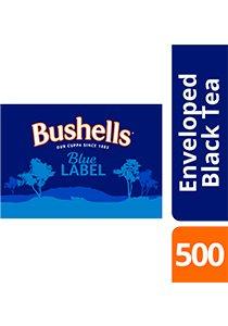 BUSHELLS Envelope Tea Cup Bags 500's - BUSHELLS' full flavour has been enjoyed by Australians for generations.