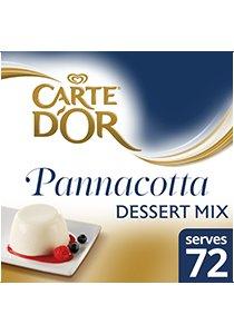 CARTE D'OR Pannacotta Dessert Mix 780 g -