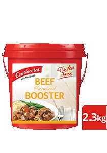 CONTINENTAL Gluten Free Professional Beef Booster 2.3 kg -
