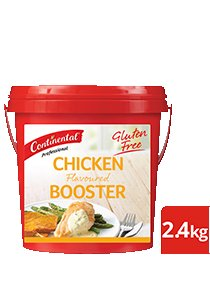 CONTINENTAL Professional Gluten Free Chicken Booster 2.4 kg -