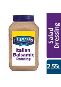 HELLMANN'S Italian Balsamic Dressing 2.55 L