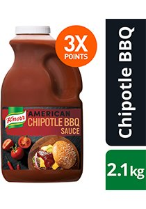 KNORR American Chipotle BBQ Sauce 2.1 kg
