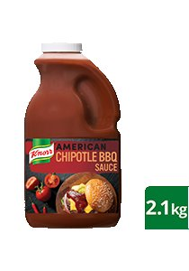 KNORR American Chipotle BBQ Sauce GF 2.1kg -