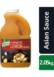 KNORR Chinese Lemon Sauce GF 2.05kg
