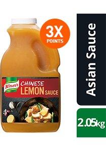 KNORR Chinese Lemon Sauce GF 2.05kg -