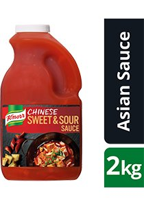KNORR Chinese Sweet & Sour Sauce GF 2kg