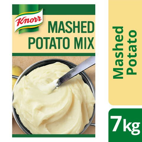 KNORR Instant Mashed Potato Mix 7kg  -