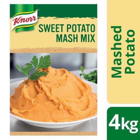 KNORR Instant Sweet Potato Mash 4 kg