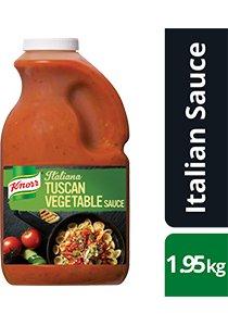 KNORR Italiana Tuscan Vegetable Sauce GF 1.95kg -