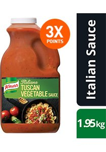 KNORR Italiana Tuscan Vegetable Sauce GF 1.95kg -