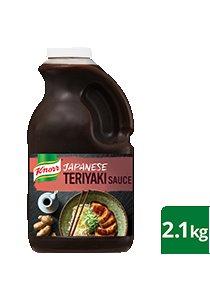 KNORR Japanese Teriyaki Sauce GF 2.1kg -