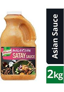 KNORR Malaysian Satay Sauce GF 2kg -