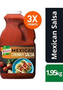 KNORR Mexican Chunky Salsa Mild GF 1.95kg -