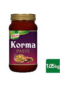 KNORR Patak's Korma Paste 1.05 kg -