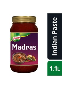 KNORR Patak's Madras Curry Paste 1.1 L -