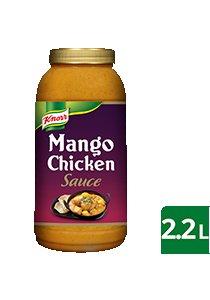 KNORR Patak's Mango Chicken Sauce 2.2 L -